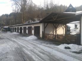 Prodej, garáž 23 m2, Velké Karlovice
