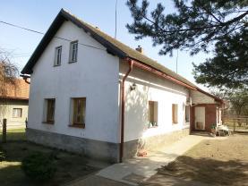 Prodej, rodinný dům 4+1, 803 m2, Pardubice - Stéblová