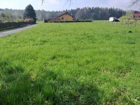 Prodej, stavební pozemek, 1007 m2, Vracovice - Malovidy