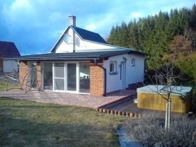 Prodej, rodinný dům 3+1, 1620 m2, Hlinsko, ul. Za Drahou