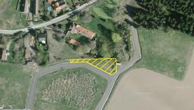 Prodej, stavební parcela, 976 m2, Žabovřesky u Benešova