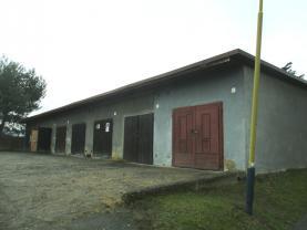 Prodej, garáž, 18 m2, Žandov u České Lípy