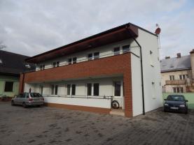 Pronájem, byt 1+kk, 20 m2, Pardubice, ul. Chrudimská
