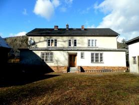Prodej, rodinný dům, obchod, Karlovice