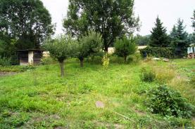 Prodej, zahrada, 636 m2, Černčice u Loun