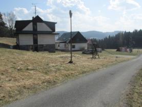 obecní cesta (Pronájem, chata, 404m2, Horní Bečva, pozemek 15.739m2), foto 4/25