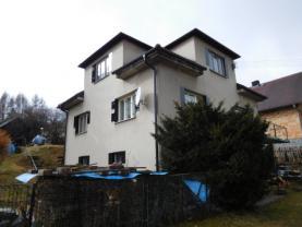 Prodej, rodinný dům 3+1, 863 m2, Trhová Kamenice