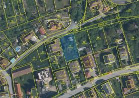 Prodej, stavební pozemek, 648 m2, Třemošná