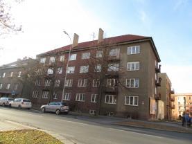 Prodej, byt 2+1, 58 m2, OV, Plzeň, ul. Částkova