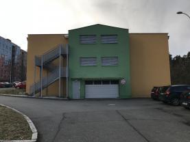 Prodej, garáž, 17 m2, Plzeň, ul. Tachovská