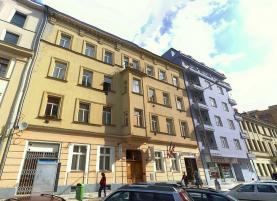 Pronájem, komerční prostor, 235 m2, Praha 8 - Karlín