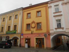 Pronájem, byt 1+1, 40 m2, Pardubice, ul. Pernštýnská