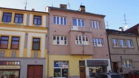 Prodej, byt 2+1, Milevsko, ul. Masarykova