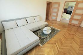 Pronájem, byt 2+1, 56 m2, Brno, ul. Veletržní