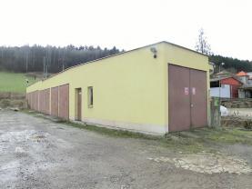 Prodej, garáže, Ústí nad Orlicí