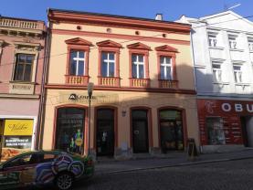 Pronájem, byt 3+kk, 86 m2, Chrudim, ul. Široká
