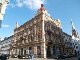 Pronájem, byt 2+kk, 107 m2, Plzeň - centrum