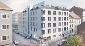 Prodej, byt 1+kk, 44m2, Praha 5 - Smíchov