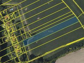 Prodej, pole, 6428 m2, Petřvald