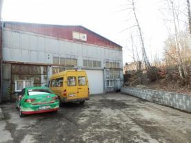 Pronájem, výrobní objekt, 479 m2, Aš, ul. Selbská