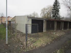 Prodej, garáž, 21 m2, Cheb