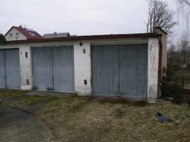 Prodej, garáž 20 m2, Chlum u Třeboně