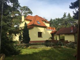 Pronájem, rodinný dům, 5+1, 230 m2, Praha východ, Lhota
