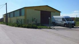 Prodej, skladová hala, Křižanovice u Bučovic