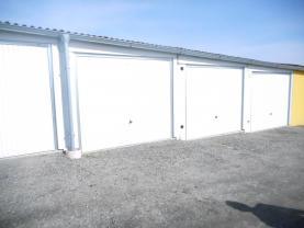Prodej, garáž,18 m2, Jindřichův Hradec