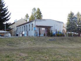 Prodej, výrobní a skladové prostory, 552 m2, Horní Slavkov
