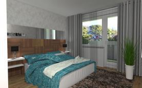 Prodej, byt 2+1, 53 m2, Olomouc - Nová Ulice