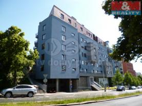 Pronájem, byt 1+kk, 36 m2, Praha 4 - Podolí