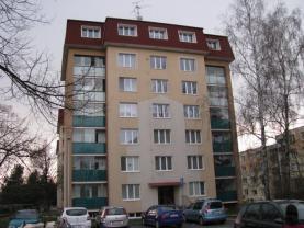Pronájem, byt 1+1, 38 m2, Polička, ul. M. Bureše