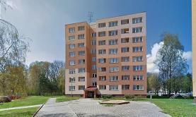Pronájem, byt 1+kk, 30 m2, Ostrava - Hrabůvka, ul. Plzeňská