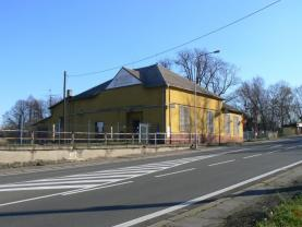 Prodej, komerční objekt a čerpací stanice, Ostrava-Radvanice