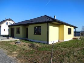 Prodej, bungalov 4+kk, 151 m2, Horní Lukavice