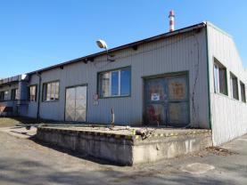 Pronájem, výrobní objekt, 2200 m2, Kolín, ul. Zengrova