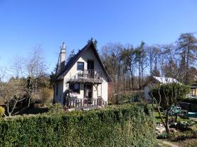 Prodej, chata 3+1, 498 m2, Přestavlky u Čerčan, osada Borka