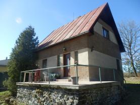 Prodej, chata 2+1, 73 m2, Trnová u Jíloviště