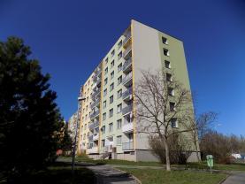 Prodej, byt 3+1, OV, 60 m2, Chomutov, ul. Jirkovská