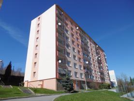 Prodej, byt 2+1, 52 m2, DV, Chomutov, ul. Zahradní