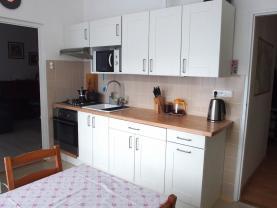 Prodej, byt 3+1, 76 m2, Brno - Lesná, ul. Barvy