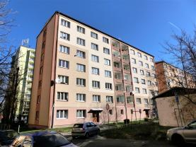 Pronájem, byt 1+1, 35 m2, Karlovy Vary, ul. Krymská
