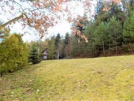 Prodej, stavební pozemek, 943 m2, Chocerady - Vlkovec
