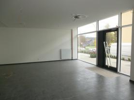 Pronájem, nebytové prostory, 80 m2, Valašské Meziříčí