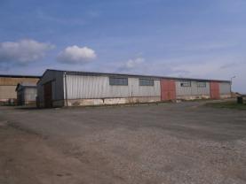 Pronájem, výrobní objekty, 200 m2, Velký Malahov