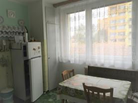 Pronájem, byt 2+1, 64 m2, Brno - Královo Pole