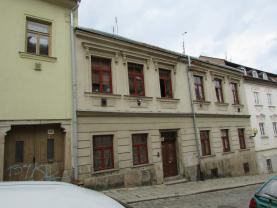 Prodej, nájemní dům, Jihlava