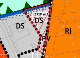 nový územní plán (Prodej, pozemek, 2310 m2, Hradec Králové), foto 4/15