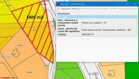 územní plán (Prodej, pozemek, 1405 m2, Hradec Králové), foto 4/12